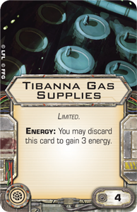 Tibanna Gas Supplies