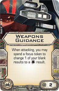 Weapons Guidance
