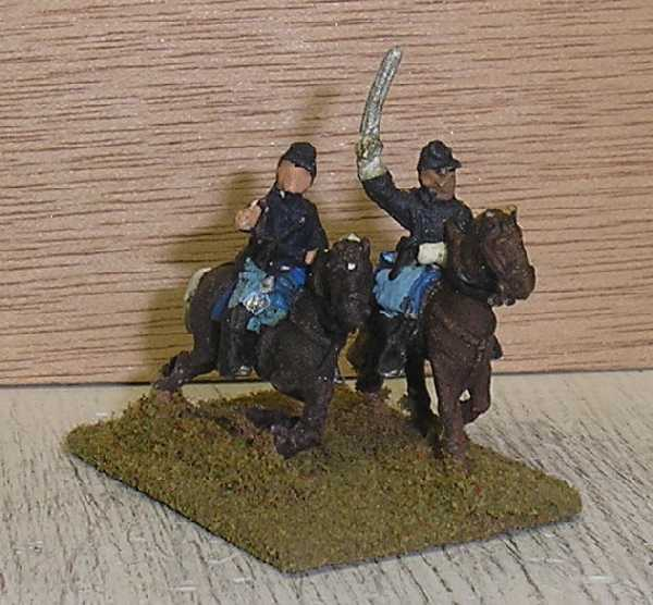ACW: Union Mounted Officers